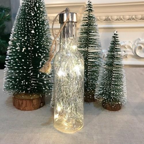 Neue Weihnachtsschmuck leuchtende Kunststoffe
