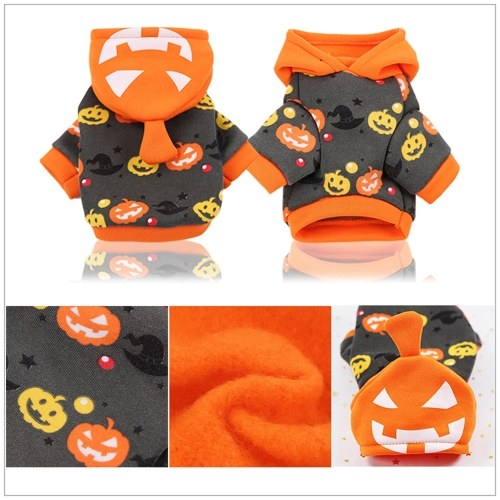 Halloween Style Pet Dog Clothes