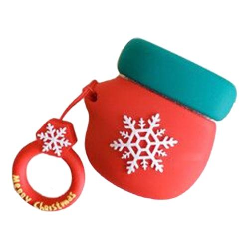 Spot AirPod1 / 2 Generation Weihnachten Apple Bluetooth Bluetooth Headset Silikonhülle Airpods Pro Schutzhülle Anwendbare Weihnachts AirPods 1/2 Generation