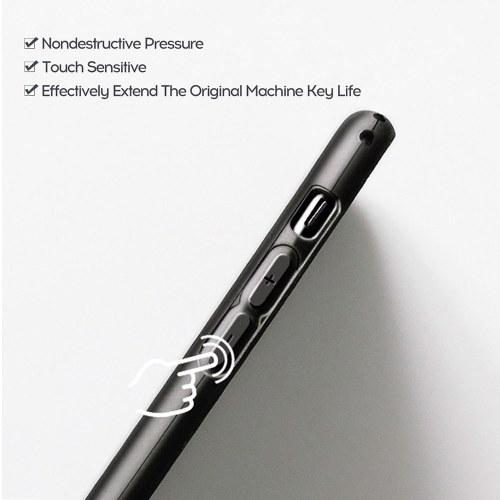 Случай телефона чертежа типа Кристмас изготовленный на заказ мягкий покрашенный подходящий для iphone X / XS фото