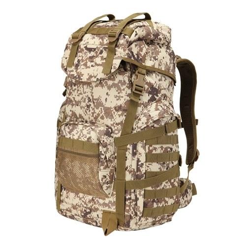 50L Large Wanderrucksack Travel Molle Bag Funktions-Tagesrucksack