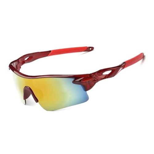 Ciclismo Eyewear Sunglass ao ar livre UV400 Equitação Esportes Óculos de sol Óculos
