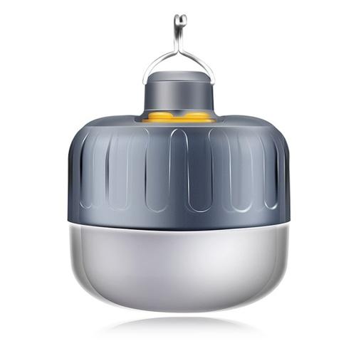 Lanterne de tente rechargeable imperméable IPX6 de camping portable