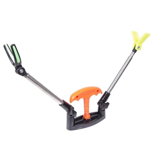 Adjustable Fishing Rod Pod Stand Holder