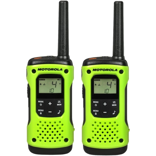 Motorola T600 GREEN RETAIL BOX 35MILE RANGE IP-67
