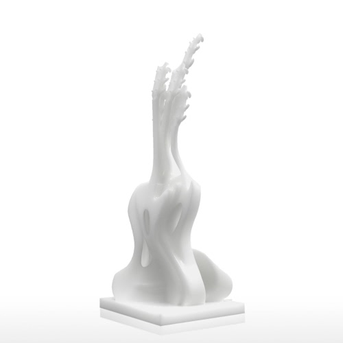 Danse Sculpture Printed Guitar Tomfeel 3D Décoration exaggerative Modèle