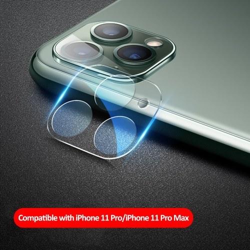 JOYROOM Защитная линза Ультратонкая прозрачная задняя защитная пленка из закаленного стекла, совместимая с i-Phone11 / i-Phone11 Pro / i-Phone11 Pro Max