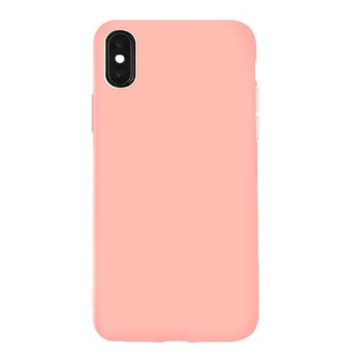 Индивидуальный мобильный телефон оболочки простой просо серии красочные мобильный телефон оболочки новый маленький свежий мобильный телефон задняя крышка защитная крышка Розовый фото