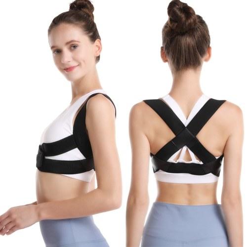 Posture Corrector Runde Schulterkorrektur Unterstützung Rückenstütze