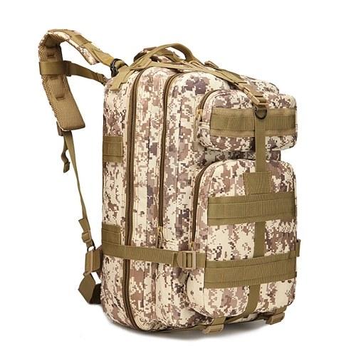 Туристический рюкзак 45L Survival Gear Pack Большая емкость Молл Мешок Функциональные рюкзаки Рюкзаки фото