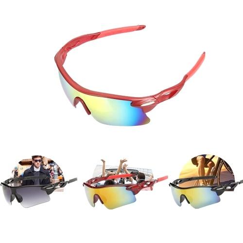 Велоспорт Очки Открытый солнцезащитные очки UV400 езда Спортивные солнцезащитные очки Очки фото