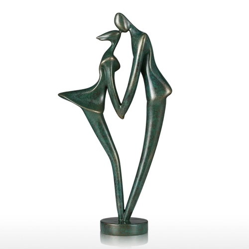 New Couple 1 Tomfeel Fiberglass Sculpture Home Decoration Original Design Love