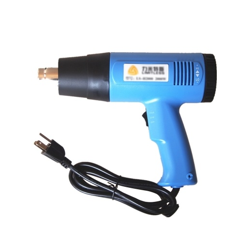 Elec Tronic Heat GunThermostat Термовоздушная пушка Blow Gun Сушка Пистолет 110 В 2000 Вт США-штекер