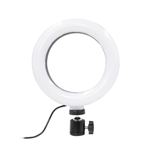 Fill Light 6 Inch Led Live Beauty Ring-shaped Fill Lamp Beauty Makeup Lamp Mobile Phone Selfie Photography Equipment