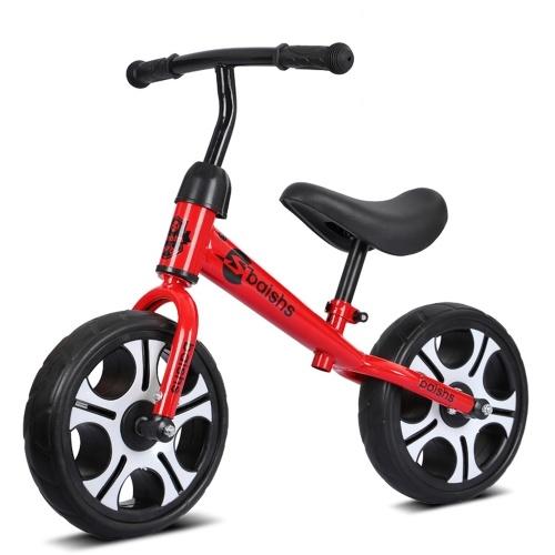 Bicicleta de equilibrio de 12 pulgadas para niños y niñas