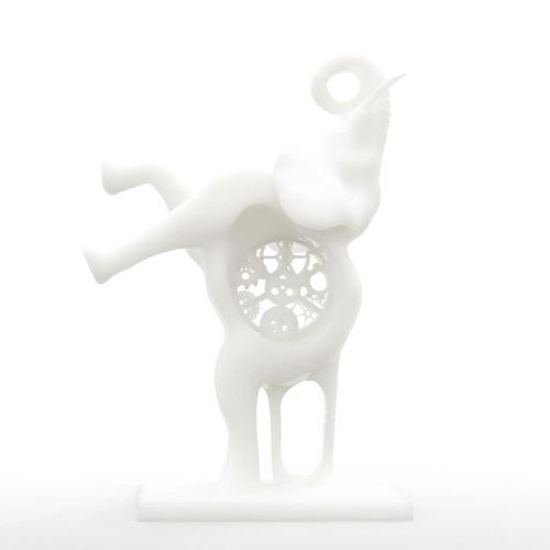 Mechanic Elephant Tomfeel​​ 3D Printed Sculpture Home Decoration Elephant