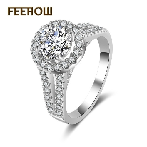FEEHOW благородный характер пару кольцо