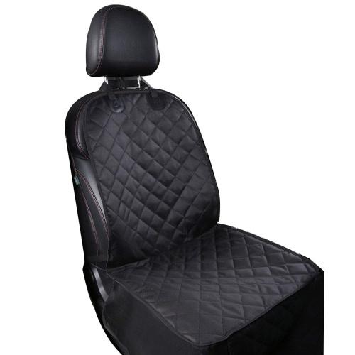Новый стиль, автомобильный коврик для второго пилота, утолщенная стеганая хлопковая водонепроницаемая ткань Оксфорд, нескользящая подушка для одного сиденья