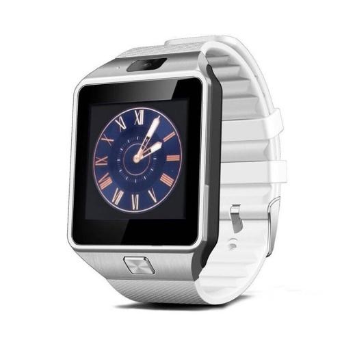 DZ09 Smart Watch Bluetooth Uhrenkarte Uhr Sport Schritt Uhr Fabrik Smart Wear Positionierung Anruf White ausländische Version
