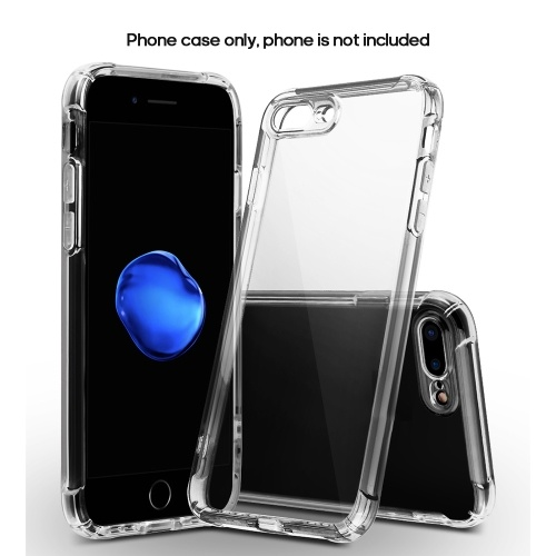 The four corners are suitable for Apple 11pro mobile phone case iPhonexrxsmax silicone protective sleeve transparent [1.5 Apple 7/8 【Fine hole position】