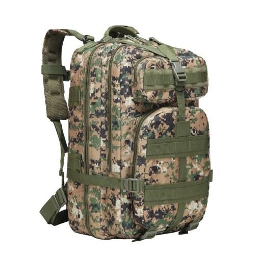 Тактический рюкзак 35L Survival Gear Pack Большой емкости Молл Мешок Функциональные рюкзаки Рюкзаки