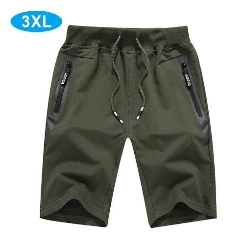 Мужские шорты Летние повседневные брюки фото
