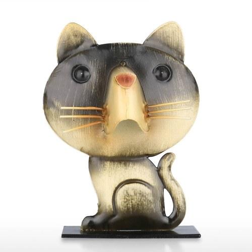 Cat Shaped Eyeglass Rack Glasses Eyewear Holder Animal Shaped Spectacle Display Stand