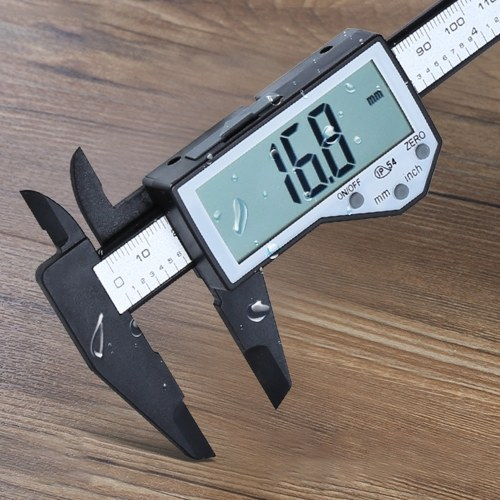 電子デジタルディスプレイバーニアキャリパー大画面0-150 mm