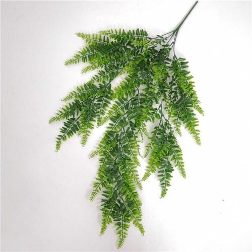 Künstliche Pflanzen Reben Boston Farne Persische Rattan Faux Hängende Pflanze Farn Rebe