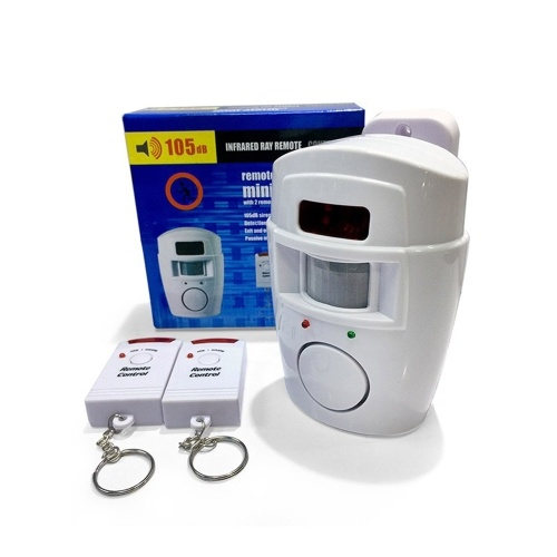 Detector infravermelho passivo do sensor de movimento PIR sem fio para o sistema de alarme de segurança de assaltante em casa