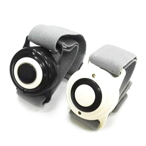 Anti-Wolf-Artefakt Arm-Typ Outdoor Sport Sicherheitsschutz Alarm 120 Dezibel Geeignet für Männer, Frauen und Kinder