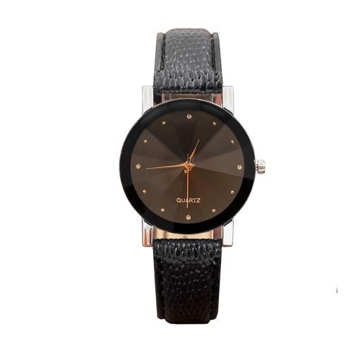 Aliex, snake ray, diamond, women's watch, ladies quartz watch, fashion couple, foreign trade watch wholesale Brown female