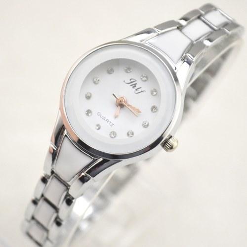 Fashionable Stylish Quartz Watch Crystal Exquisite Bracelet Watch for Women