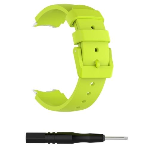 Il gel di silice impermeabile staccabile dell'orologio intelligente sostituisce il cinturino dell'orologio