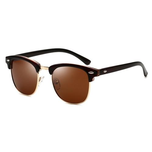 Classic Retro Polarized Sunglasses фото