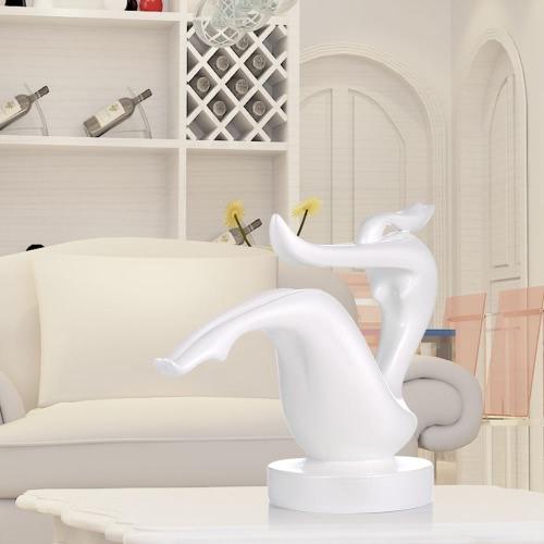Купить Escultura Tomfeel Dance-- Equilibrio Hogar De La Resina De La Decoración Del Arte Moderno Estatuilla