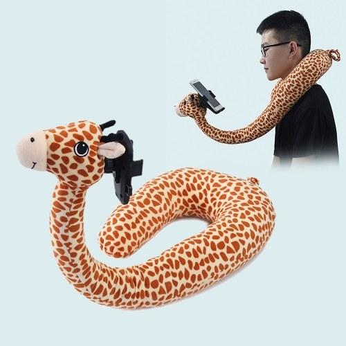 Neck Pillow Phone Holder