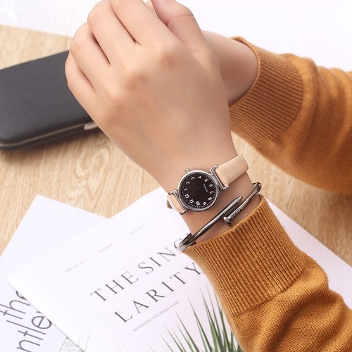Girl Student Simple Cute Watch Retro Small Dial Quartz Watches фото