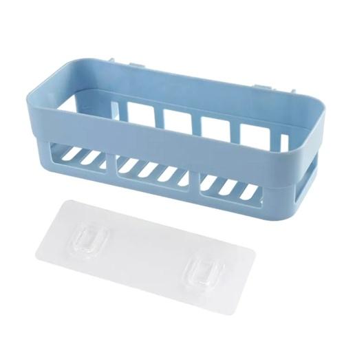 Hängendes Badezimmerregal aus Kunststoff