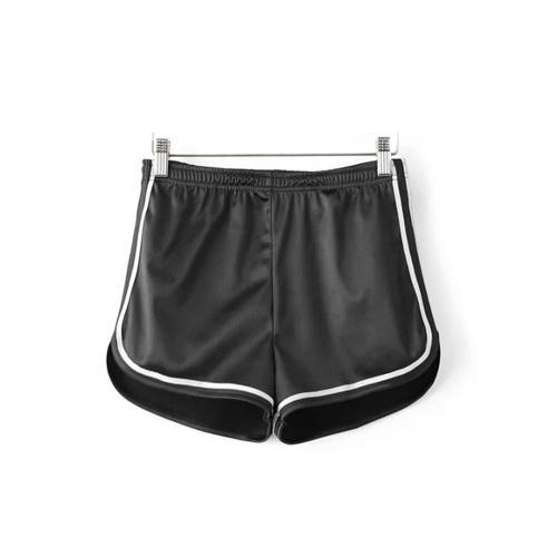 Mulheres Elastic Shorts Mulheres Shorts