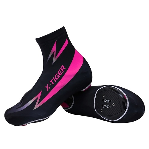 Cycling Shoe Covers Waterproof Windproof Sport MTB Bike Shoes Covers Bicycle Overshoes Protector Image