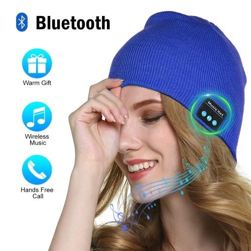 Bluetooth Beanie Hat Wireless Smart Beanie