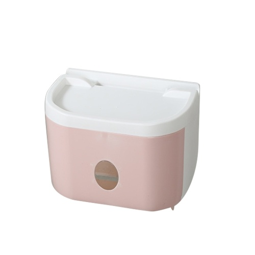 Bathroom Tissue Container Simple Punch-Free Tissue Storage Box