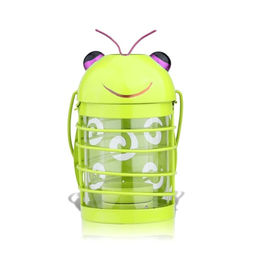 beetle candle holder(green) Hurricane lamp Practical ornament Creative ornament  Home Furnishing Articles
