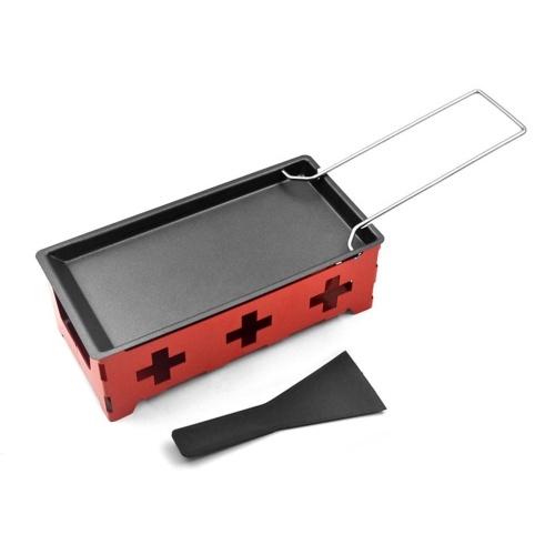 Raclette-Antihaft-Käse-Raclette-Set