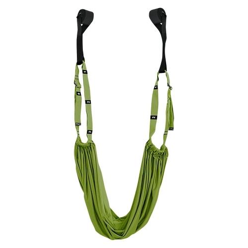 Yoga Swing Yoga Stretch Stretcher Cintura Traseira Leg Stretcher Aumenta Flexibilidade Corporal Porta Back Bend Yoga Swing para Fitness Assist Trainer