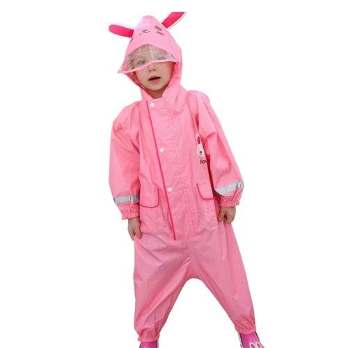 Children Siamese Raincoat