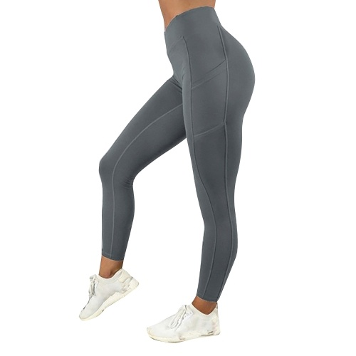 Mulheres Yoga Calças Calças Esporte