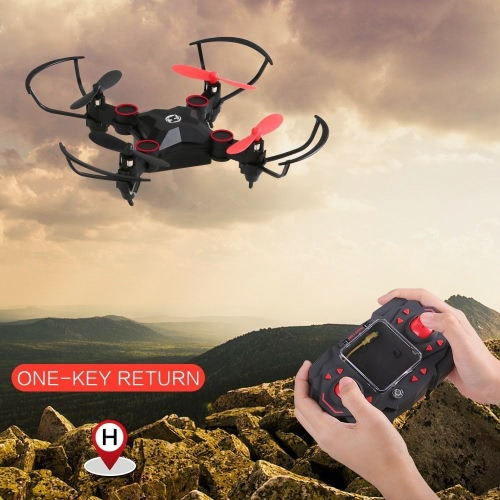 Holy Stone HS190 Mini RC Drone 2.4Ghz 6-Axis gyro Nano Quadcopter with Altitude Hold, 3D Flips and Headless Mode for Beginners