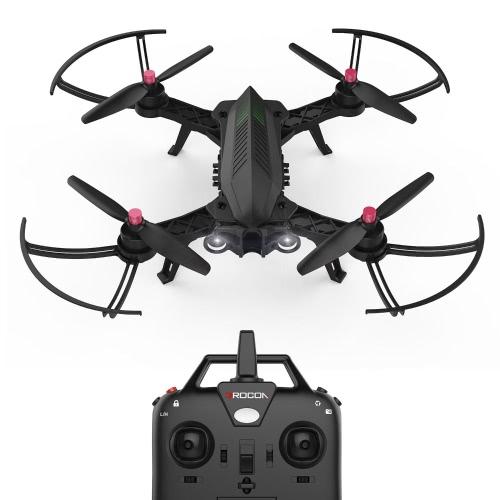 DROCON Błędy 6 Drone bezszczotkowe Sondaż 1806 1800KV Silniki zmontowane Quadframe RTF do treningu (możliwość uaktualnienia do wersji FPV)